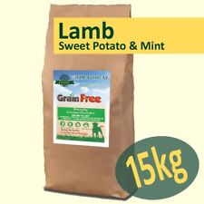 15kg *grain * Working Dog Food Lamb With Sweet Potato & MINT