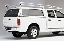 Universal Mid/Mini Pickup Truck Ladder CAP Work Rack: 8' Bed Ext/Crew Cab
