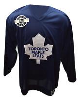 Toronto Maple Leafs CCM NHL Center Ice Hockey Jersey  Medium & Large