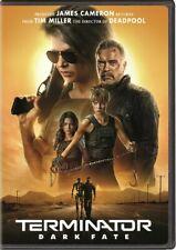 Terminator: Dark Fate,Very Good Dvd, Arnold Schwarzenegger,Linda Hamilton,
