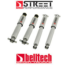 82-04 S10/Sonoma 2WD Street Performance Shocks for 2/3 Drop
