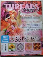 Threads & Crafts Africa's leading needlework magazine No. 50