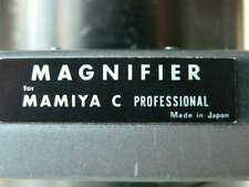 Mamiya C TLR 5.5 magnifier