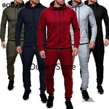 Jacket + Pants Sportswear Men Hoodie  Men Clothes Mens Track Suit Set
