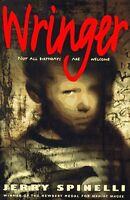 Wringer (Newbery Honor Book) by Jerry Spinelli