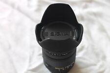 Sigma DC MACRO 17-70 mm F/2.8-4.5 Lente-Canon Fit
