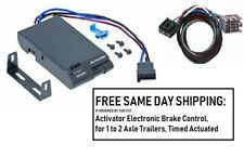 5100 Draw Tite Brake Control with Wiring Harness FOR 2003-2007 GM