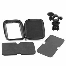 Bicycle Bike Front Handlebar Waterproof Phone Case Touch Screen Mount Holder Bag Fit for 4.5-5 Inches