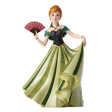 Disney Showcase Arendelle Anna Figurine Frozen Hand Painted Ornament