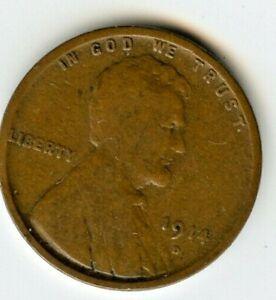 1914  d   Lincoln  CENT  1040 SHIPS FREE      semi key