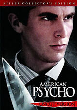 American Psycho - Uncut Version (Dvd, 2005, Widescreen) - Acceptable