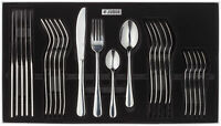 Judge Windsor 24 Piece Cutlery Set 18/10 Stainless Steel 25 Year Guarantee