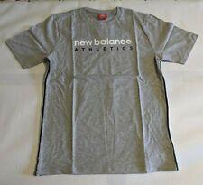 Nb New Balance Grey Athletic Fit T-Shirt Premium M Athletics Kawhi Leonard