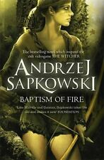 Baptism of Fire by Andrzej Sapkowski (Witcher 3)