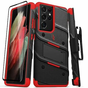 ZIZO BOLT Series Galaxy S21 Ultra 5G Case