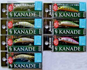 Jackson Kanade 50, Fishing, Japan Wobbler, Bait, Trout, Perch, Predators