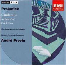 Prokofiev: Cinderella - Ballet In Three Acts [Highlights]