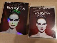 Black Swan (Blu-ray) 3 disk set, Slip Cover
