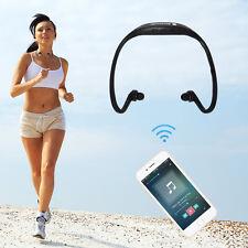 Sport Wireless Bluetooth Stereo in Ear Headphone Headset Earphone Blcak