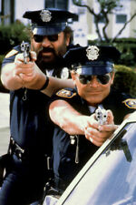 Terence Hill Bud Spencer Pointing Guns Crime Busters Large Poster