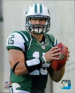 Tim Tebow New York Jets NFL Licensed Unsigned Glossy 8x10 Photo A