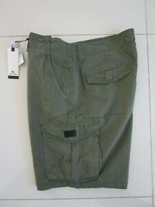 "Rip Curl Men's Trail SFO Olive Cargo 21"" Walk shorts   Size : 38"