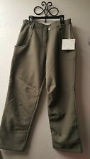 Ailin soft-shell fleece lined ski snowboard pants  Size S