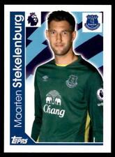 Merlin Premier League 2017 - Everton Marten Steklenberg No.89
