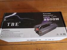 Convertisseur pur sinus 12 volt de 3500 watt a 7000 watt crête NEUF