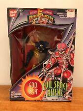 "Mighty Morphin PowerRangers 8"" Evil Space Alien Goo Fish new 1994"