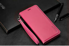 Samsung Note 9 S9 S8 Plus S7 Edge Magnetic Flip Leather Wallet Stand Case Cover
