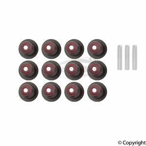 New Elring Klinger Engine Valve Stem Oil Seal Set Intake 11340034068 BMW