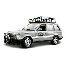 Articoli di modellismo statico grigio pressofuso per Range Rover