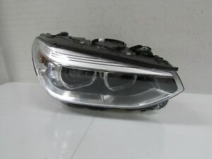 2018 2019 2020 BMW X3 DUAL PROJECTOR FACTORY OEM RIGHT LED HEADLIGHT R1