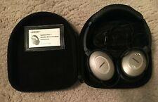 Bose QuietComfort 2 Headphones - Silver