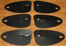 Trap Skeet Shooting Glasses Side Shields or Blinders (Black)