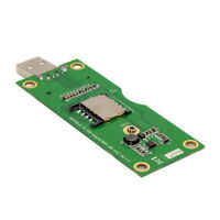 M.2 NGFF Wireless WWAN to USB2.0 Adapter Card with SIM Card Slot  Testing Tools