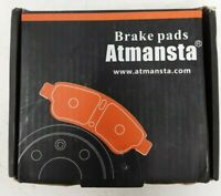 Atmansta Brake Pad Rear (4 pcs) QP20306