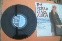 Vinyl LP 1972 The Petula Clark Album. 16 Tracks. PYE Label PET1. VG+