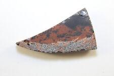 Triple Flow Obsidian Preformed Flint Knap Your Own Knive Blade Gem Point
