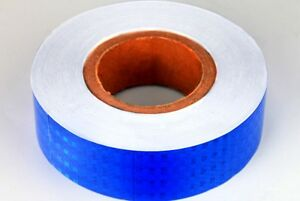 Self-adhesive Roll Tape Sticker Decal 3M Variou Color Reflective Safety Warning
