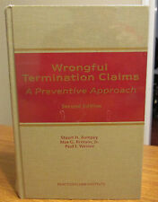 Wrongful Termination Claims; A Preventive Approach; Bompey/Brittain/Weiner