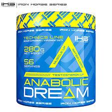 ANABOLIC DREAM 280 Testosterone Booster & Creatine Matrix - Dry Muscle Builder