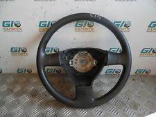 GENUINE VW GOLF MK5 04-09 DRIVER STEERING WHEEL LEATHER - 1K0419091AG (C15)