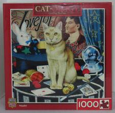 MasterPieces 1000 Piece Jigsaw Puzzle Catology HOUDINI Geoffrey Tristram