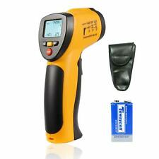 New Listinghelect Infrared Thermometer No Contact Digital Laser Temperature Gun