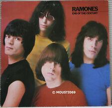 Ramones End of the Century (**** Rock 'n Roll High School**** ) 33RPM Vintage LP