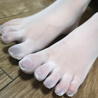 Sexy Women Seamless Pantyhose 5 Toe Glove Stockings Nylon Separate Five Toe Hose