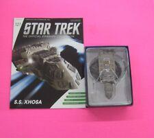 Star Trek Starship  # 121 S.S. Xhosa  Eaglemoss