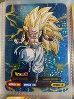 22 Super Saiyan Gohan NEW 2020 Lamincard diramix Dragon Ball Z No